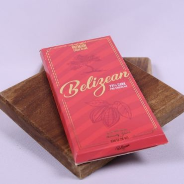 Bean to bar Belizean Dark Chocolate Bar by Mahogany Chocolate Ltd.